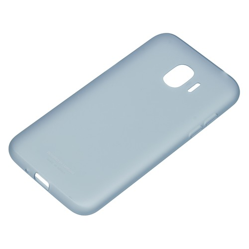 Чехол (клип-кейс) SAMSUNG Jelly Cover, для Samsung Galaxy J2 (2018), голубой [ef-aj250tlegru] цена и фото