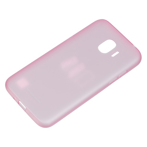 Чехол (клип-кейс) SAMSUNG Jelly Cover, для Samsung Galaxy J2 (2018), розовый [ef-aj250tpegru] цена и фото