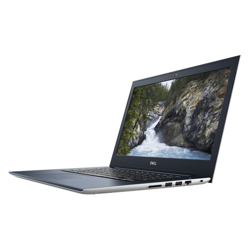 Ноутбук DELL Vostro 5471, 14, Intel Core i5 8250U 1.6ГГц, 4Гб, 1000Гб, Intel UHD Graphics 620, Windows 10 Home, 5471-4631, серебристый ноутбук dell vostro 5471 core i5 8250u 4gb 1tb 14 fullhd linux black