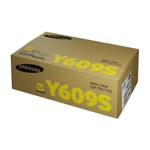 Картридж Samsung CLT-Y609S, желтый / SU563A