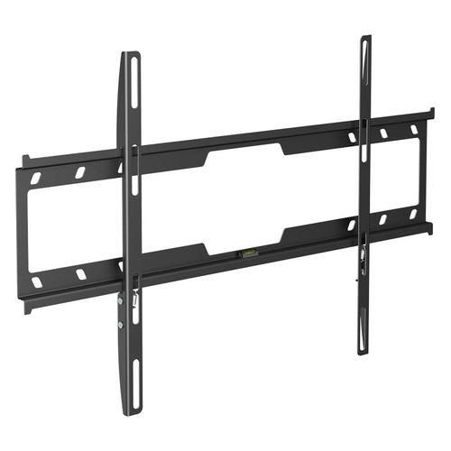 Кронштейн для телевизора HOLDER F6618-B, 32-70, настенный, фиксированный techlink twm613 для 32 70 черный