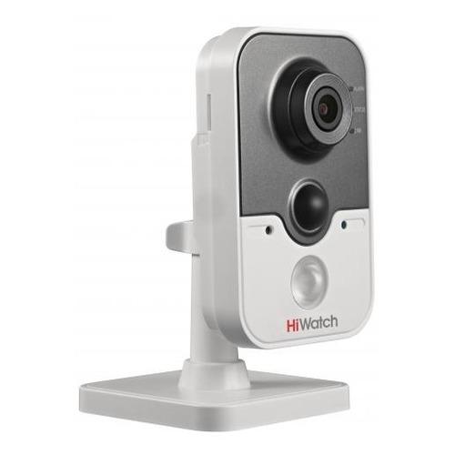 Камера видеонаблюдения HIKVISION HiWatch DS-T204, 1080p, 3.6 мм, белый камера видеонаблюдения hikvision ds 2ce16h5t it3ze 2 8 12мм цветная