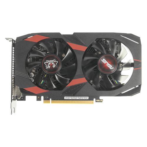 Видеокарта ASUS nVidia GeForce GTX 1050TI , CERBERUS-GTX1050TI-O4G, 4Гб, GDDR5, OC, Ret ex gtx1050ti o4g