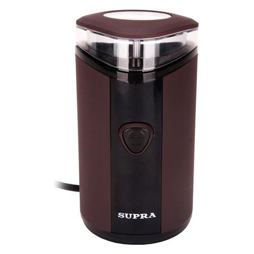 Кофемолка SUPRA CGS-311, коричневый [11911] supra cgs 120