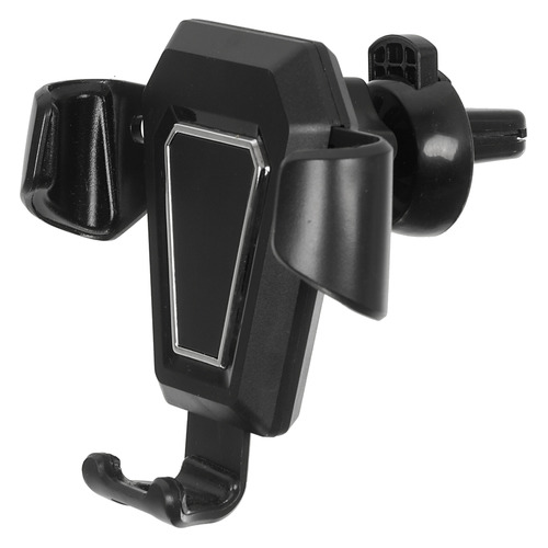 Держатель Wiiix HT-34V черный/серебристый для планшетов и смартфонов