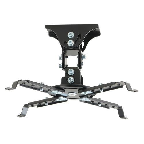 Фото - Кронштейн для проектора Kromax PROJECTOR-45 черный макс.12кг потолочный поворот и наклон проектор mi laser projector 150