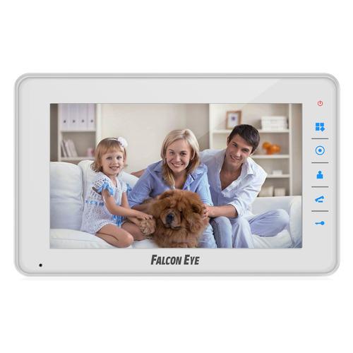 Видеодомофон FALCON EYE FE-70C4, белый