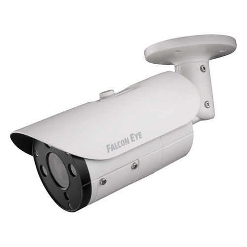Видеокамера IP FALCON EYE FE-IPC-BL500PVA, 3.6 - 10 мм, белый видеокамера ip falcon eye fe ipc bl130wf 3 6 мм черный