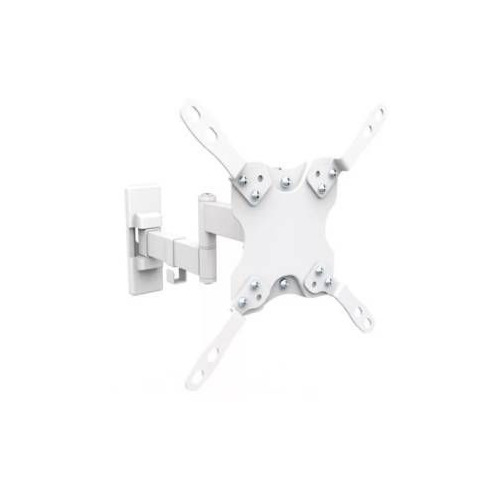 Фото - Кронштейн для телевизора ULTRAMOUNTS UM 866W, 13-42, настенный, поворот и наклон кронштейн для телевизора ultramounts um 867w макс 20кг белый