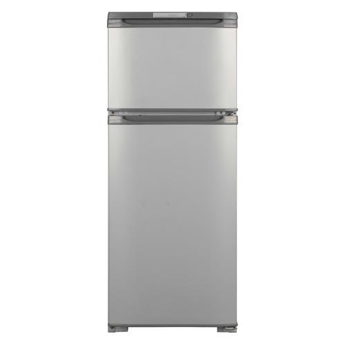 лучшая цена Холодильник БИРЮСА Б-M122, двухкамерный, серебристый