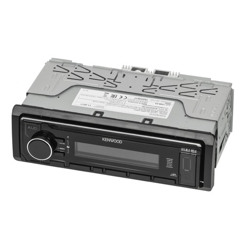 Автомагнитола KENWOOD KMM-104GY, USB автомагнитола kenwood kmm 103ry usb