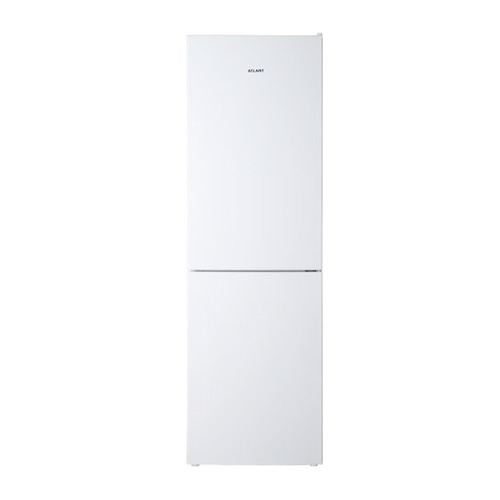 Холодильник АТЛАНТ XM-4621-101, двухкамерный, белый холодильник атлант xm 4624 101 двухкамерный белый