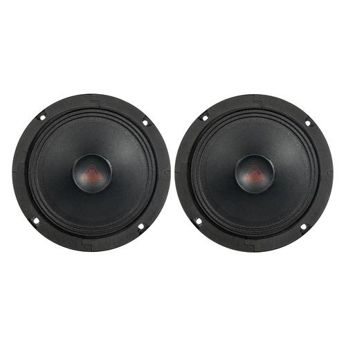 Колонки автомобильные KICX Gorilla Bass GBL65, 16.5 см (6 1/2 дюйм.), комплект 2 шт. [2012624] автомобильная акустика kicx gorilla bass gbl65