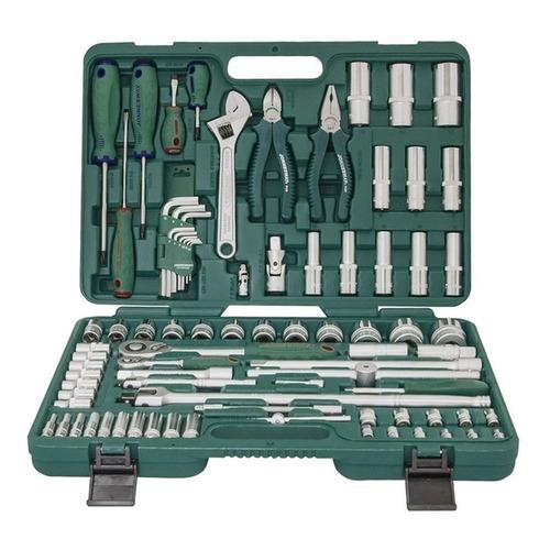 Набор инструментов Jonnesway S04H52483S, 83 предмета [48507]