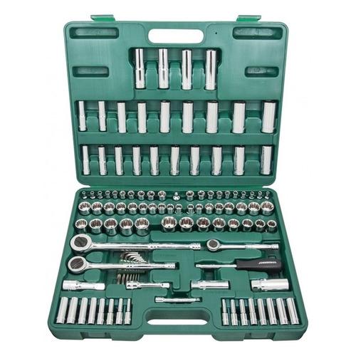 Набор инструментов JONNESWAY S05H48107S, 107 предметов [48055] набор инструментов jonnesway w26112sa 12 предметов [48140]