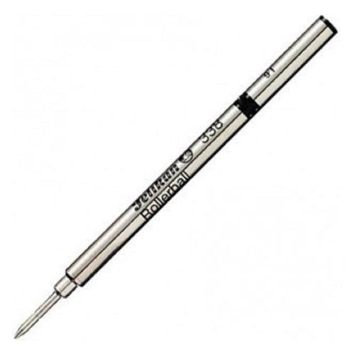 Стержень роллер Pelikan 338 F (PL908483) F черный чернила для ручек роллеров ручка роллер pelikan office twist standard r457 pl804202 сливовый неон m