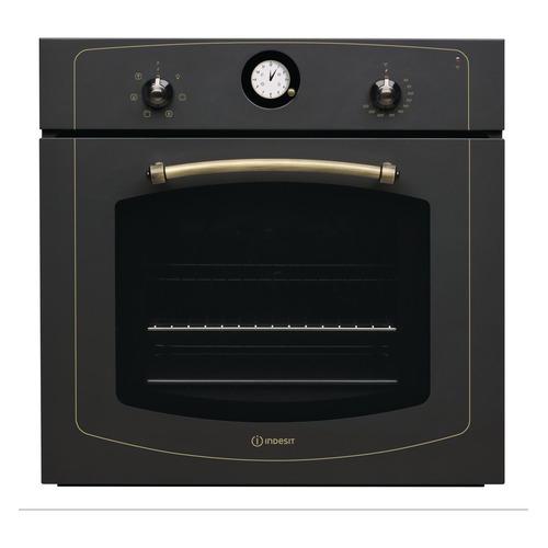 Духовой шкаф INDESIT IFVR 500 AN, антрацит электрический духовой шкаф indesit ifvr 500 an anthracite