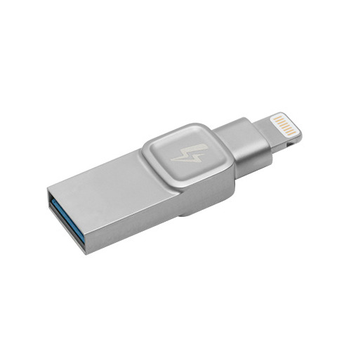 Флешка USB KINGSTON DataTraveler Bolt Duo 64Гб, USB3.1, серебристый [c-usb3l-sr64g-en] флешка usb kingston datatraveler bolt duo 32гб usb3 1 серебристый [c usb3l sr32g en]