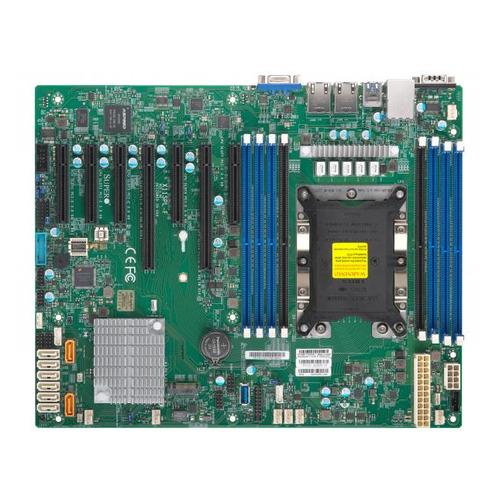 Серверная материнская плата SUPERMICRO MBD-X11SPL-F-O, Ret цена и фото