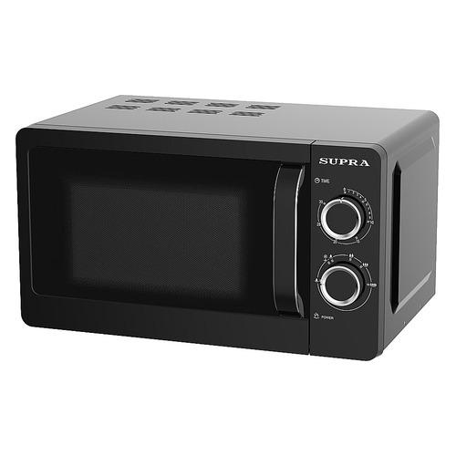 Микроволновая Печь Supra 20MB55 20л. 700Вт черный цена и фото