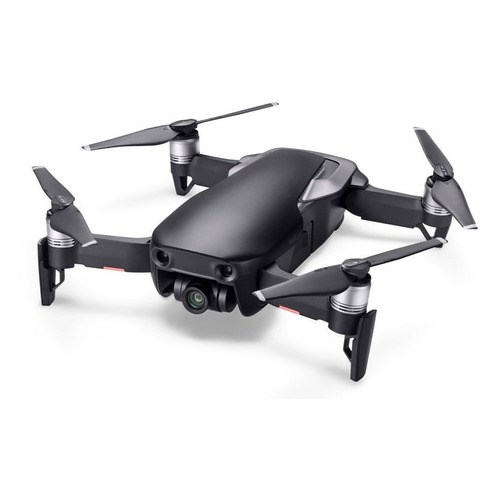 Квадрокоптер DJI Mavic AIR Fly More Combo с камерой, черный квадрокоптер dji mavic air arctic white