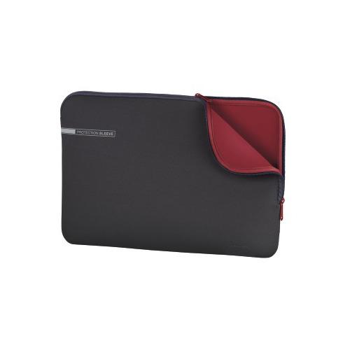Чехол для ноутбука 13.3 HAMA Neoprene, серый/красный [00101549] чехол для ноутбука 13 3 hama neoprene серый красный [00101549]