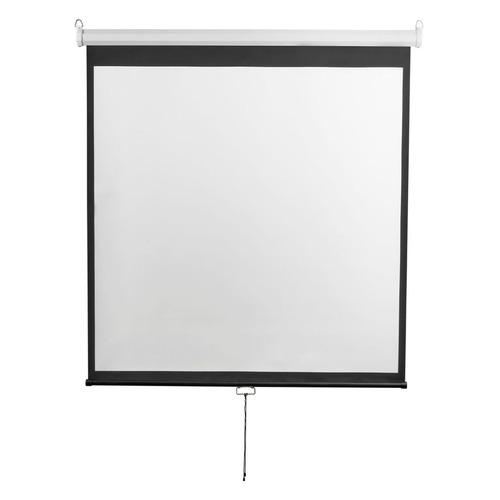 Фото - Экран Digis Optimal-D DSOD-1105, 200х200 см, 1:1, настенно-потолочный настенно потолочный светильник arte lamp a3211pl 1si e27 60 вт