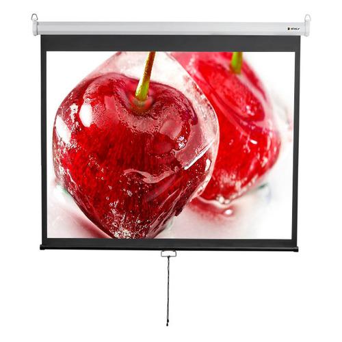 Фото - Экран Digis Optimal-D DSOD-4304, 240х180 см, 1:1, настенно-потолочный экран digis space dssm 4309 400х300 см 4 3 настенно потолочный