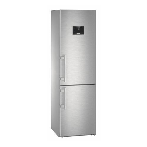 Холодильник LIEBHERR CNPes 4868, двухкамерный, нержавеющая сталь цена