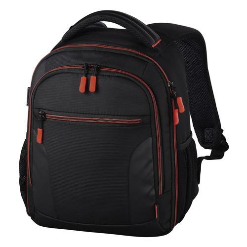 Фото - Рюкзак HAMA Miami 150, черный [00139856] портфель кингисепп 290х370 ткань 1 отделение 2 ручки