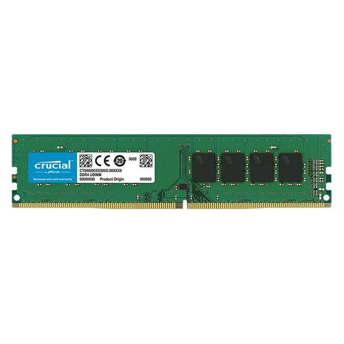 Модуль памяти CRUCIAL CT16G4DFD8266 DDR4 - 16Гб 2666, DIMM, Ret 2666