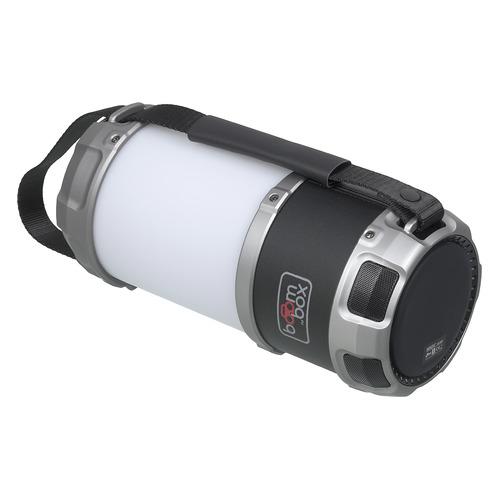 Портативная колонка GINZZU GM-889B, 20Вт, черный цена и фото