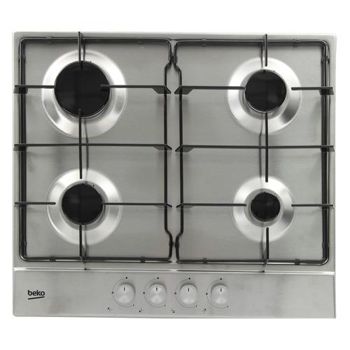 Варочная панель BEKO HIAG64223X, независимая, нержавеющая сталь варочная панель beko hiag64223w независимая белый