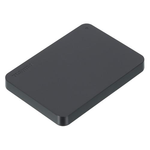 Фото - Внешний жесткий диск TOSHIBA Canvio Basics HDTB405EK3AA, 500ГБ, черный внешний жесткий диск toshiba canvio basics hdtb440ek3ca 4тб черный