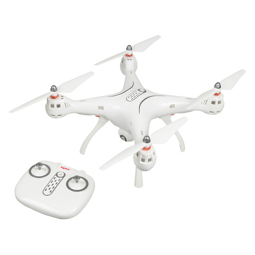 Квадрокоптер SYMA X8Pro с камерой, белый все цены