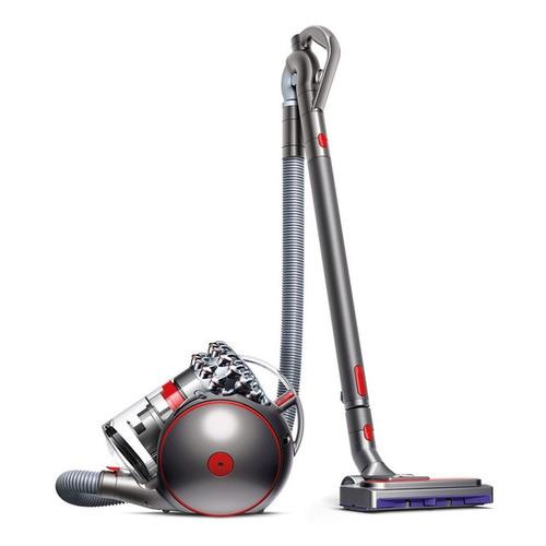 Пылесос DYSON Cinetic Big Ball Animal Pro 2 (CY26), 700Вт, серый/красный цена и фото