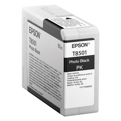 Картридж EPSON T8501, фото черный [c13t850100]