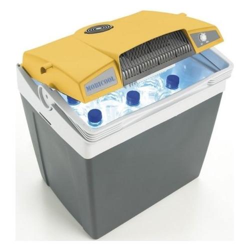 Автохолодильник MOBICOOL G26 DC, 25л, серый и оранжевый автохолодильник mobicool g26 ac dc