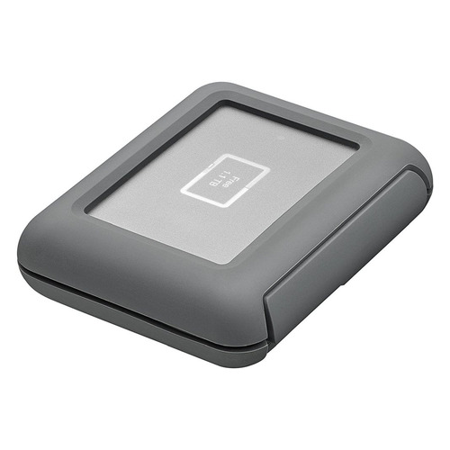 Фото - Внешний жесткий диск LACIE DJI Copilot drive STGU2000400, 2ТБ, серый стедикам dji om4 cp os 00000108 01 серый