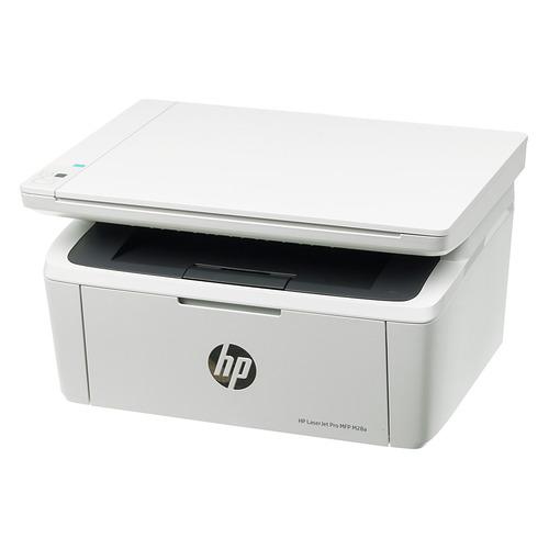 Фото - МФУ лазерный HP LaserJet Pro MFP M28a RU, A4, лазерный, белый [w2g54a] мфу лазерный hp color laserjet pro m479fnw a4 цветной лазерный белый [w1a78a]
