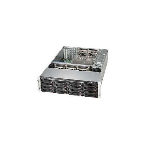 Корпус SuperMicro CSE-836BE1C-R1K23B 2x1200W черный