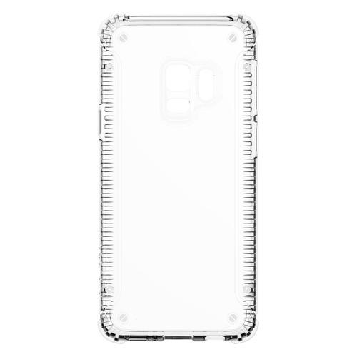 Чехол (клип-кейс) SAMSUNG KDLab Inc Megabolt, для Samsung Galaxy S9, прозрачный [gp-g960kdcpdia] цена и фото
