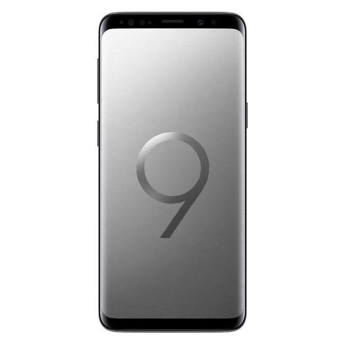 8bfea78436d20 Купить Смартфон SAMSUNG Galaxy S9 64Gb, SM-G960F, титан в интернет-магазине  СИТИЛИНК, цена на Смартфон SAMSUNG Galaxy S9 64Gb, SM-G960F, титан  (1046819) - ...