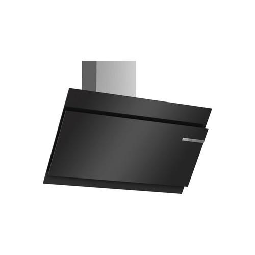 Вытяжка каминная Bosch Serie 6 DWK97JM60 черный управление: сенсорное (1 мотор) цена