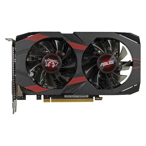 купить Видеокарта ASUS nVidia GeForce GTX 1050 , CERBERUS-GTX1050-O2G, 2Гб, GDDR5, OC, Ret онлайн