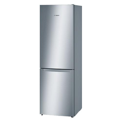 лучшая цена Холодильник BOSCH KGN36NL2AR, двухкамерный, нержавеющая сталь