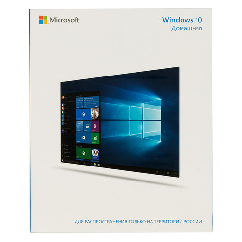 Операционная система MICROSOFT Windows 10 Домашняя, 32/64 bit, Rus, Only USB RS, USB [kw9-00500] программное обеспечение microsoft windows 10 professional 32 bit 64 bit rus only usb fqc 10150