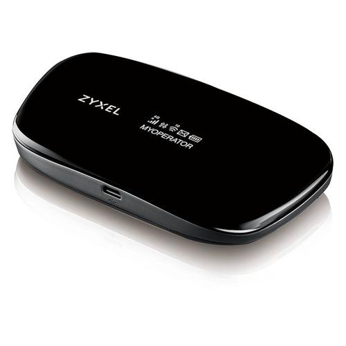 Модем ZYXEL WAH7608 2G/3G/4G, внешний, черный [wah7608-eu01v1f] цены