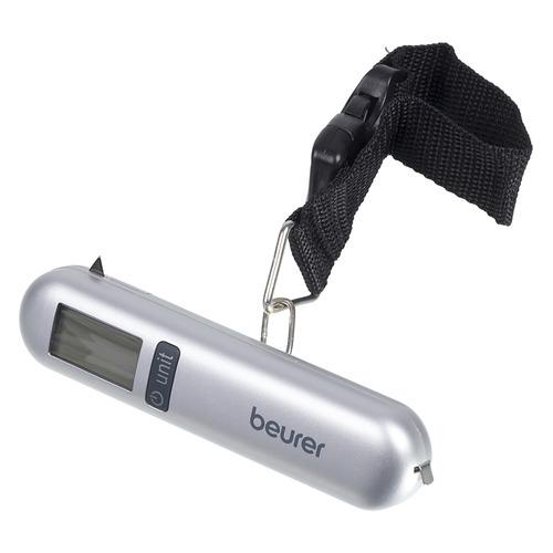 Весы багажные BEURER LS06, серебристый