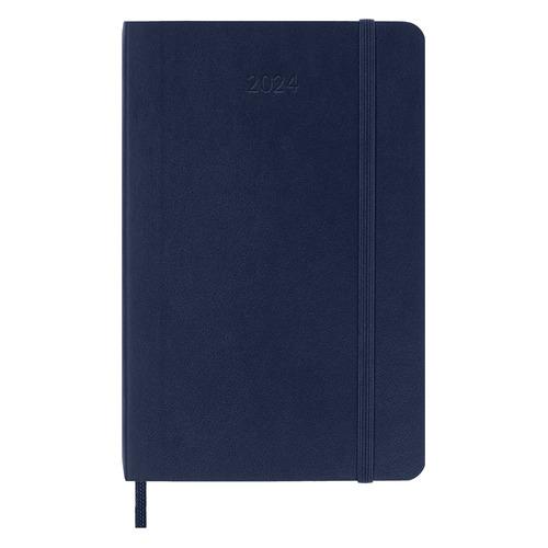 Ежедневник MOLESKINE Classic Soft 400стр., синий сапфир [dsb2012dc2] пигмент холи лайк фестивальные краски 720 07 синий